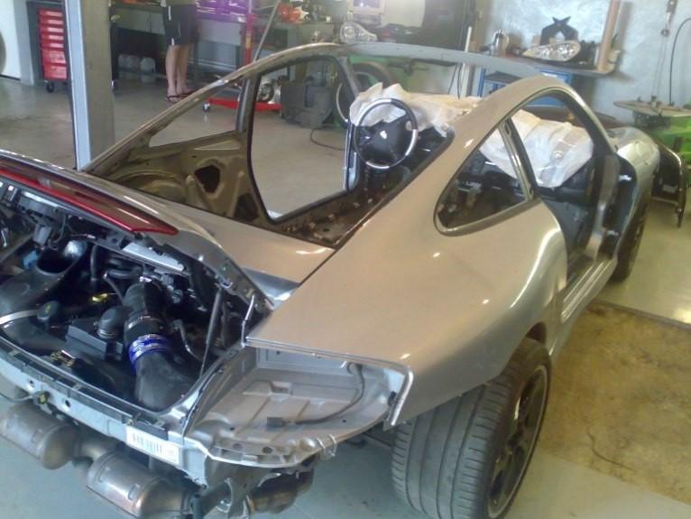 Oprava Porsche