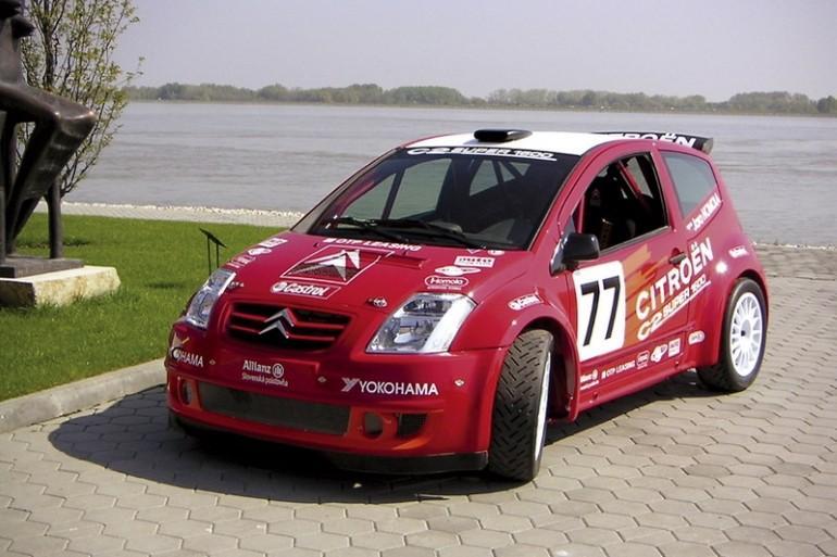 Citröen C2 SUPER 1600