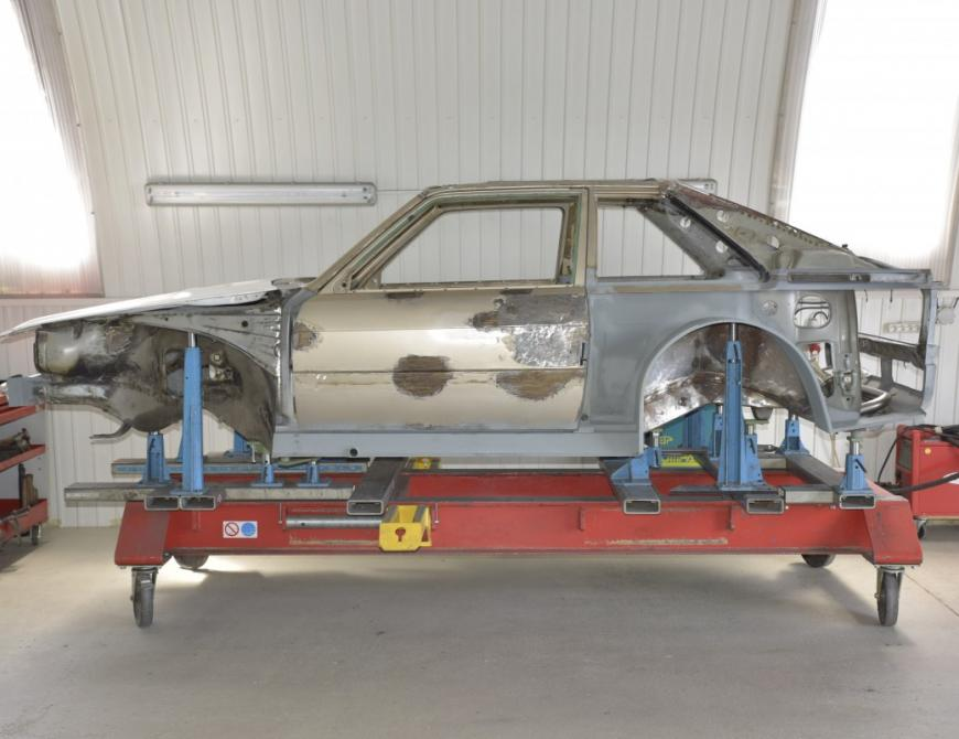 Audi S1 - karoséria