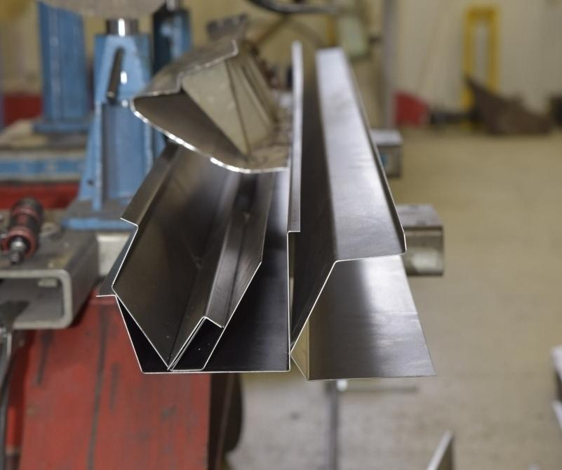 Audi S1 - Výroba prahov na mieru
