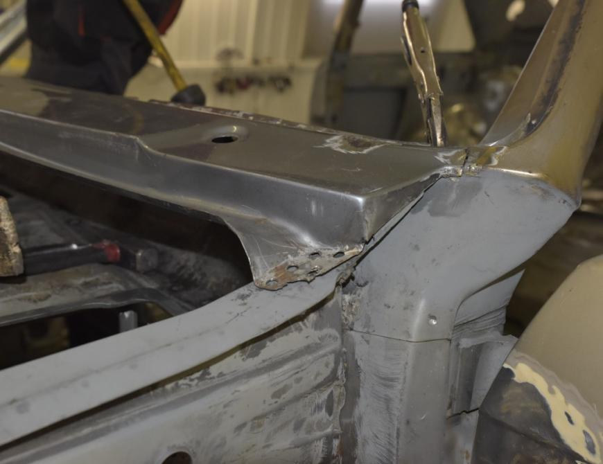 Audi S1 - detail