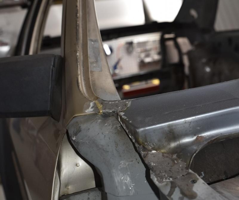 Audi S1 - Detail karosérie